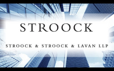 Stroock Provides Invaluable E-Discovery Support to Clients